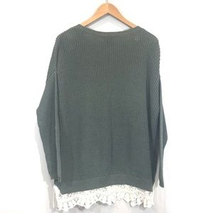 Urban Outfitters Sweaters - Urban Outfitters Pins & Needles Crewneck Sweater